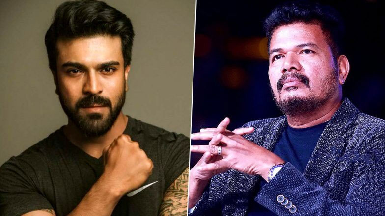 Ram Charan Chief Minister in Shankar Film?