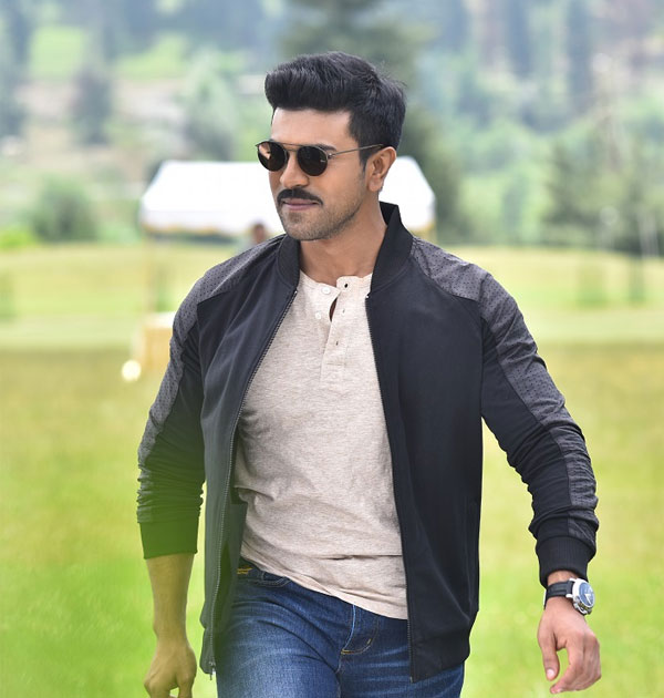 Ram Charan May Be Person of the Year As a Hero and Producer