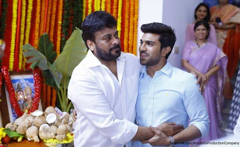 Ram Charan Shoulders Responsibility As a Producer