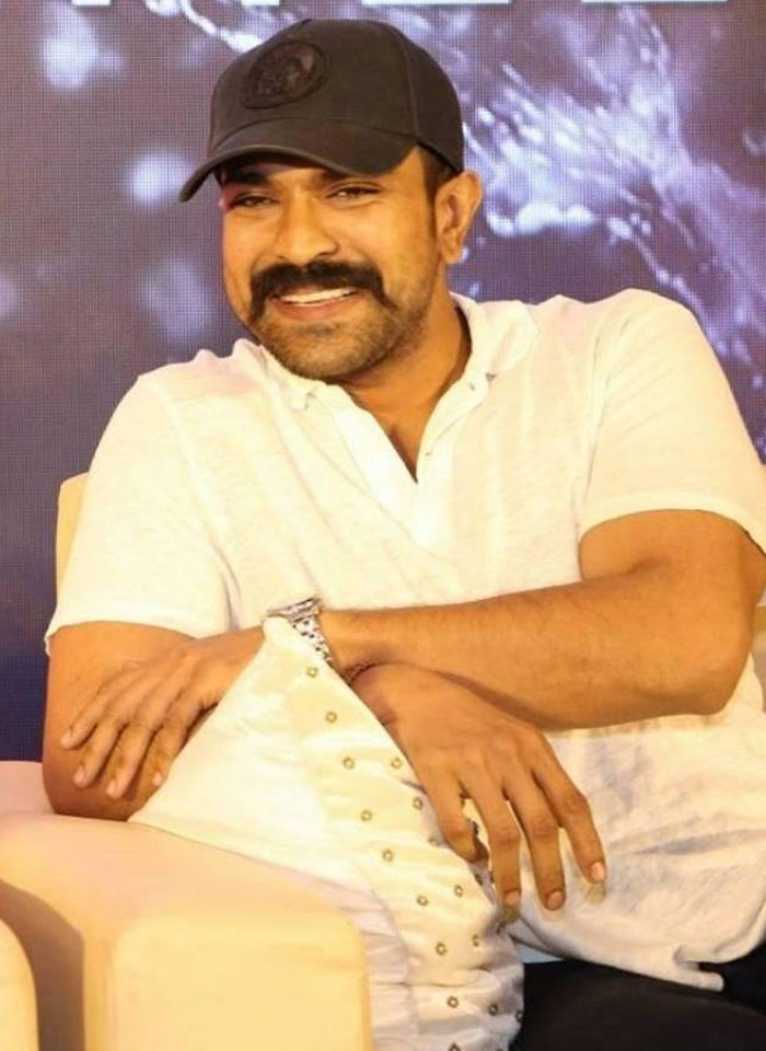 Ram Charan's Thickest Moustaches