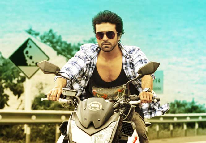 Ram Charan to Enthrall Us with Flute Step!