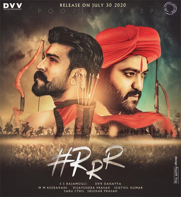 Ram Charan To Thrash NTR In RRR