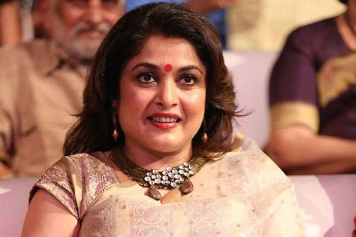 Ramya Krishna to Play Varun Tej's Mother?