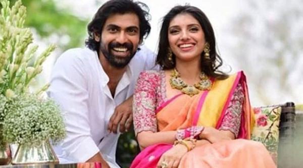 Rana Love Story With Miheeka Bajaj