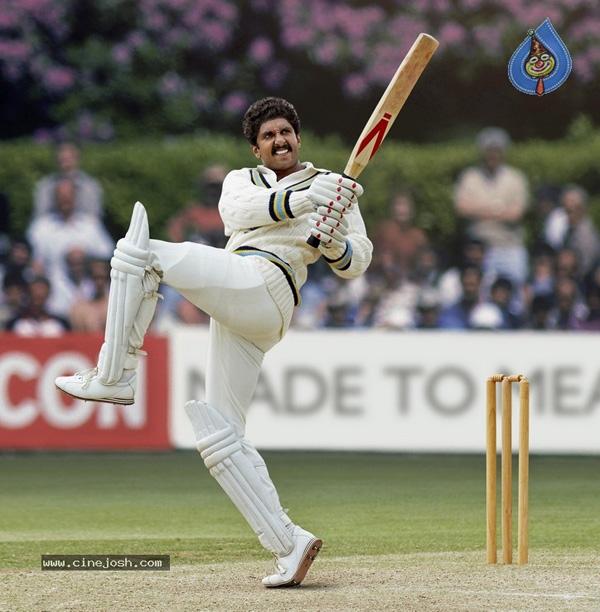 Ranveer Singh Recreates Natraj Shot For 83