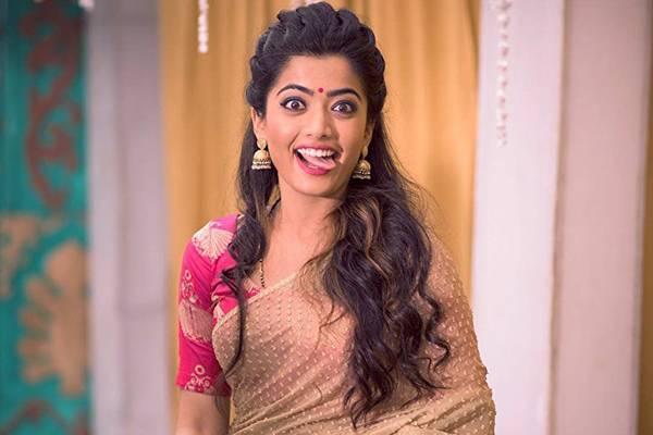 Rashmika apologizes to her makers