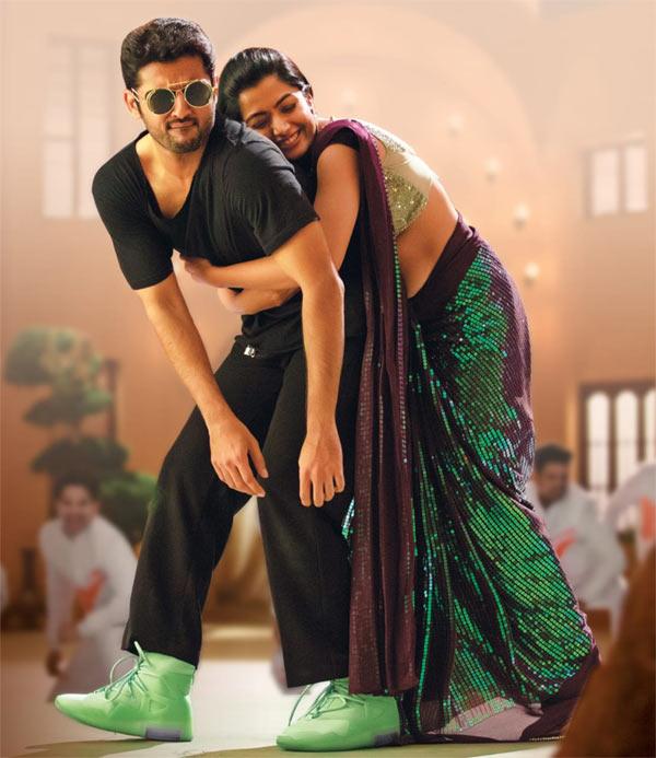 Pic Talk Rashmika S Seducing Pose