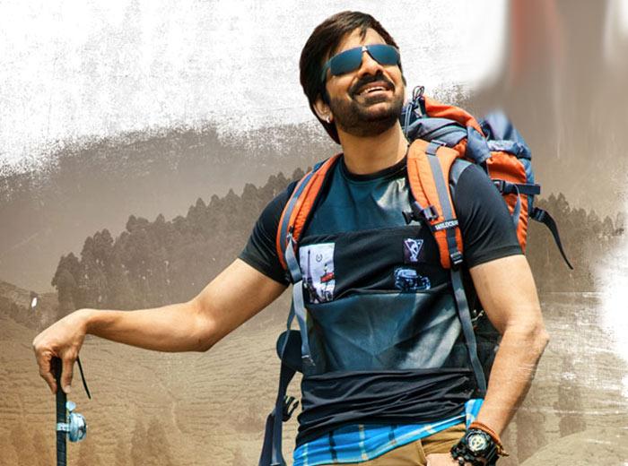 RaviTeja in Raja The Great Movie