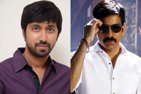 Raviteja New Movie With Bobby, Power Combination is Back