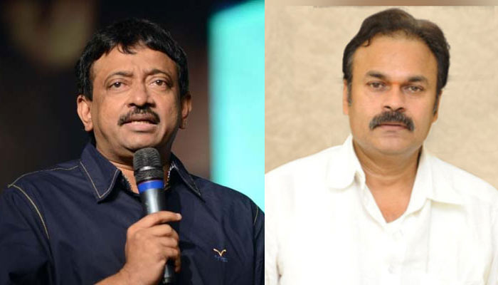 RGV And Nagababu