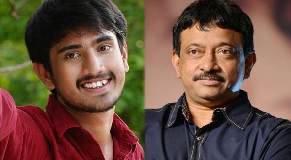 RGV, Raj Tharun Team for Silent Film