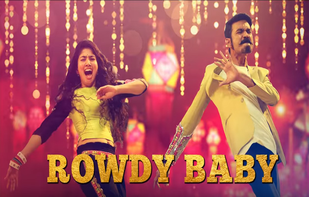Rowdy Baby Song Breaks Vachinde Sing Views Count