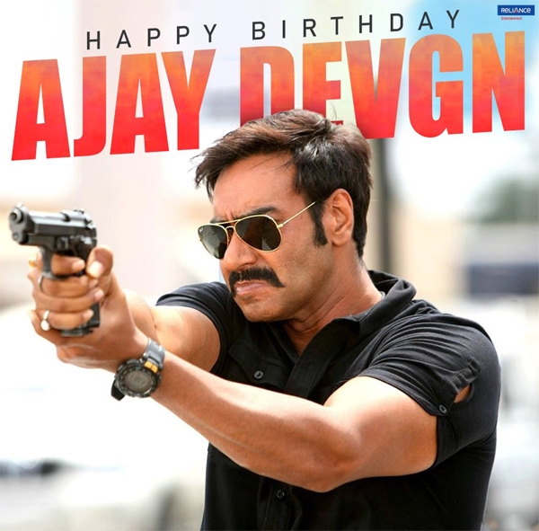 RRR: Ajay Devgn Not To Have Any Birthday Special