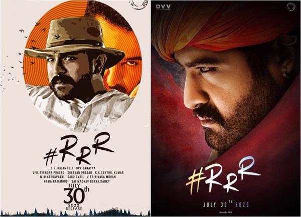 RRR: NTR Surprises Rajamouli