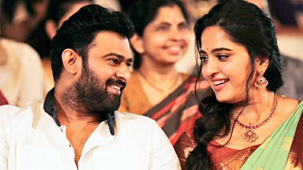 Rumours galore on Prabhas and Anushka