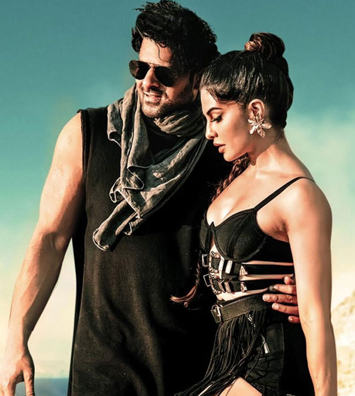Saaho Bad Boy Song Released