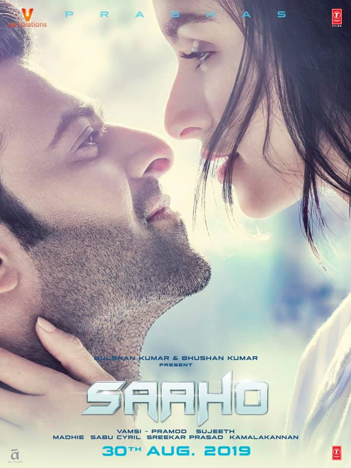 Saaho New Poster Released