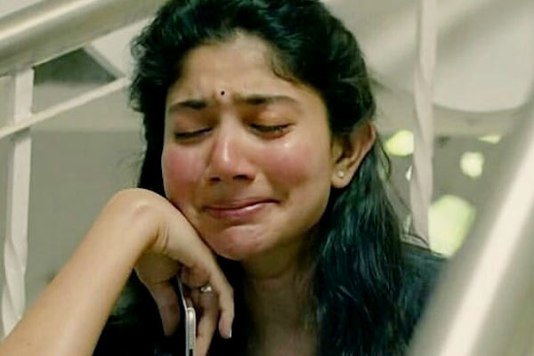 Sai Pallavi Cry