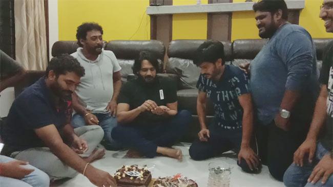 Sai Ram Shankar Birthday Celebrations