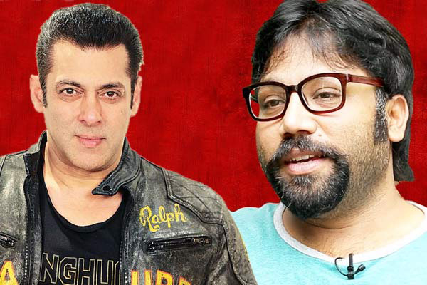 Salman Khan Angry With Sandeep Reddy Vanga