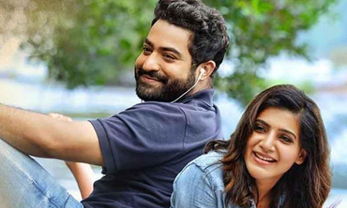 Samantha Super Record with NTR