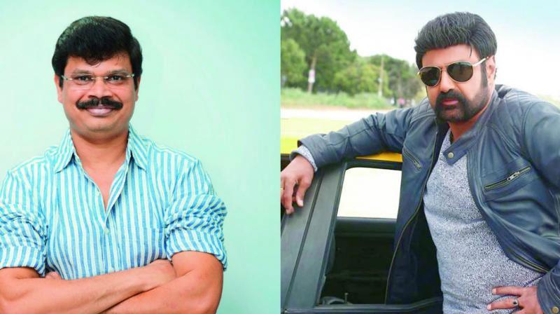 Sanjay Dutt and Srikanth Villains for Balakrishna