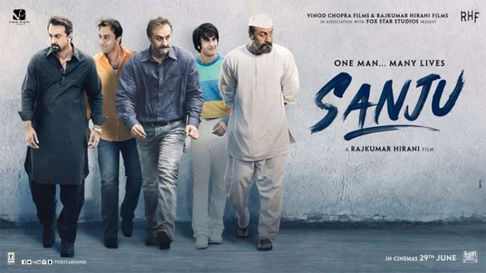 Sanju 1st Day Collections