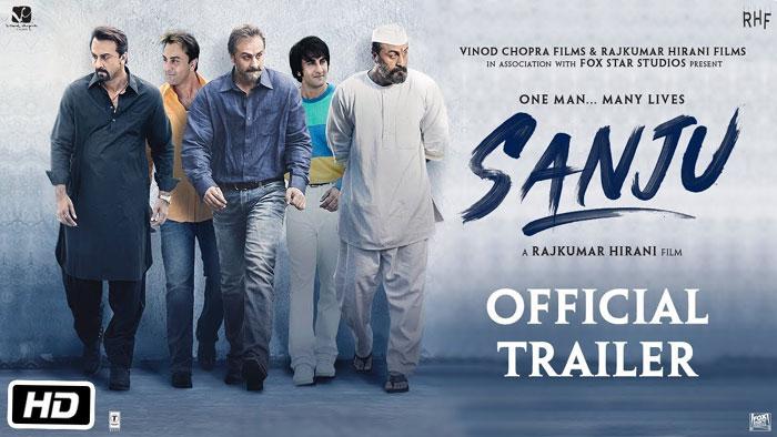 Sanju Trailer Review