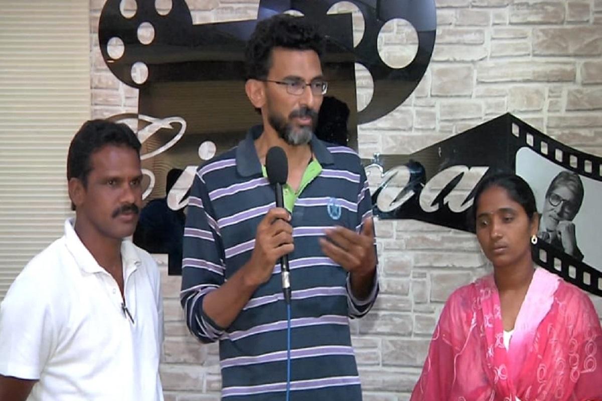 Sekhar Kammula and Komali