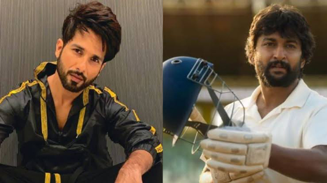 Shahid Kapoor Cried Watching Jersey