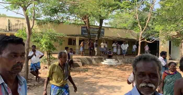 Shame! Quarantine Centres in Village High Schools?