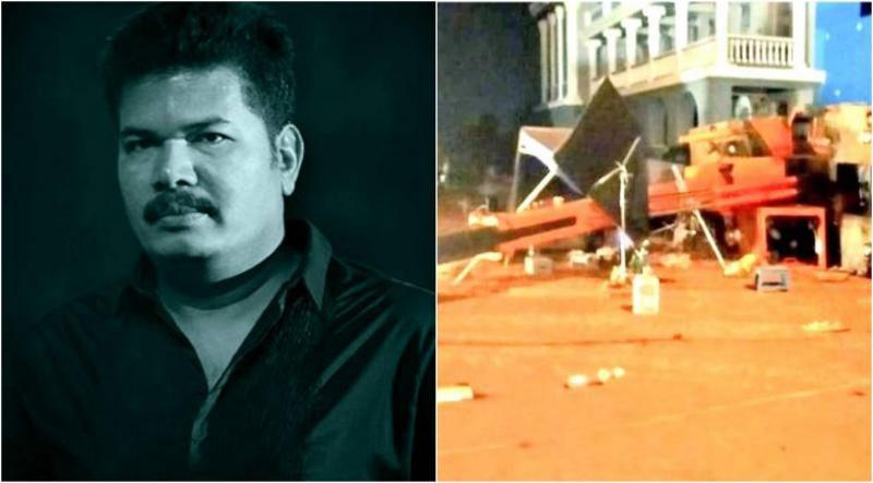 Shankar Grieves on Crane Tragedy