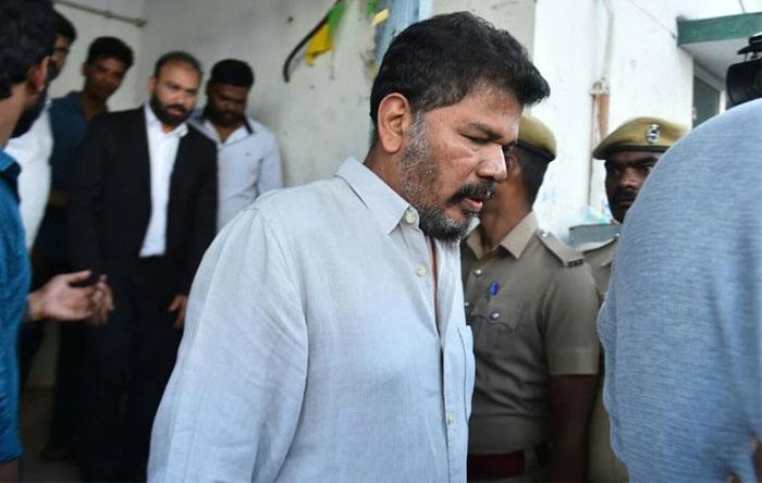 Shankar Is Safe