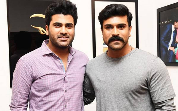 Sharwanand Doing Charan's Story
