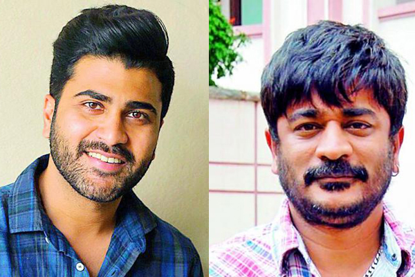 Sharwanand Film With Raju Sundaram