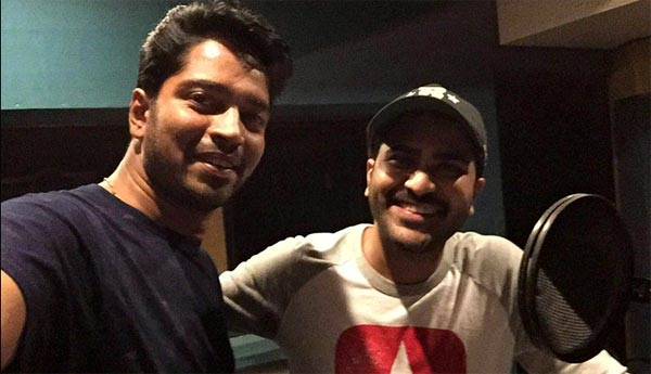 Sharwanand Gave Voice-Over For Selfie Raja