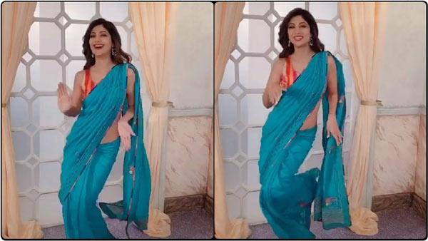 Shilpa Shetty TikTok Video On Butta Bomma