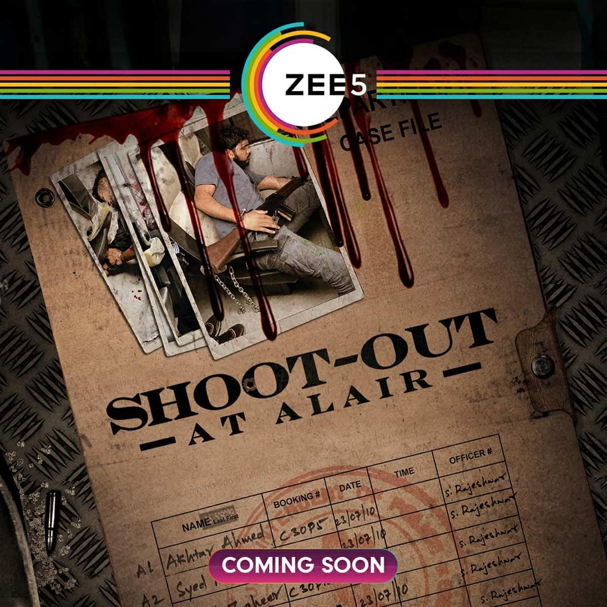 Shoot Out At Alair Motion Poster