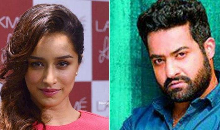 Shraddha Kapoor Opposite NTR?