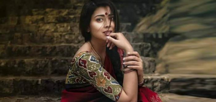 Shriya's special in NTR biopic