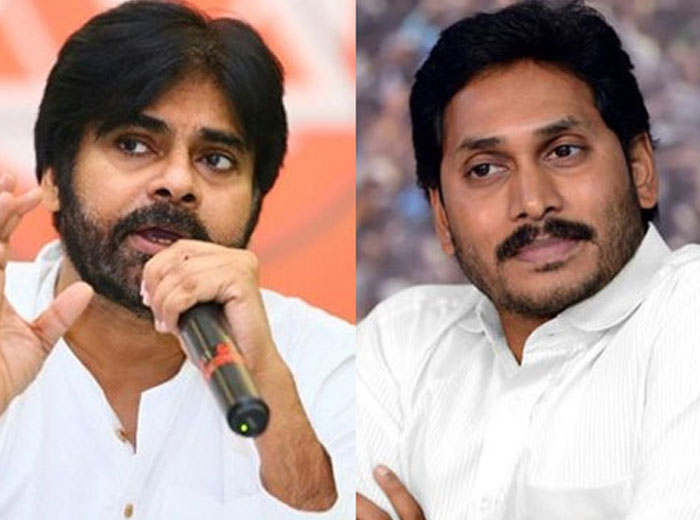 Silly YCP Fans Provoking Comments on Pawan