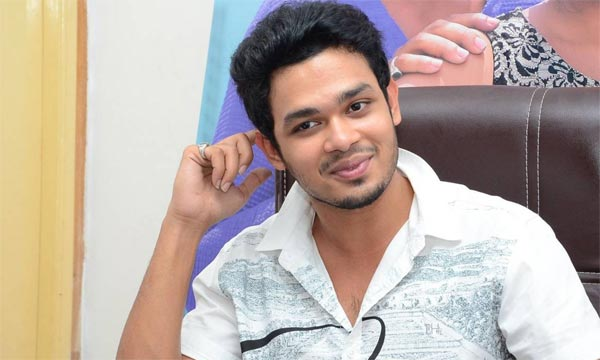 Sindhurapuvvu Krishna Reddy Son Naga Anvesh To Bounce Back