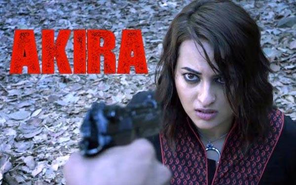 Sonakshi Sinha As Akira Arriving On September 2