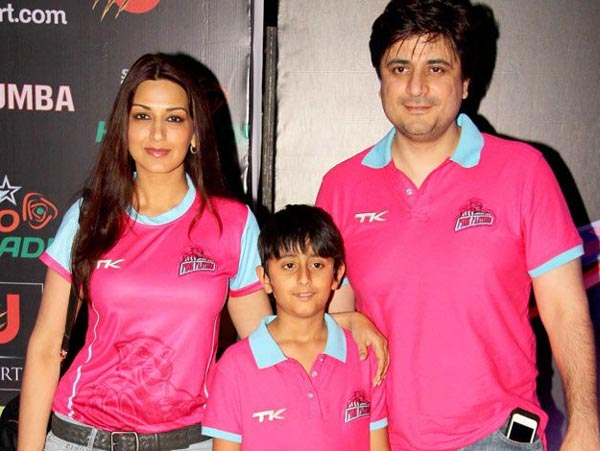 Sonali Bendre Pens The Modern Gurukul: My Experiment with Parenting
