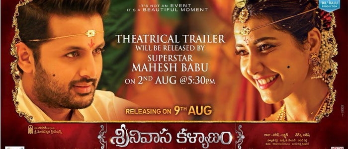 Srinivasa Kalyanam Trailer Review