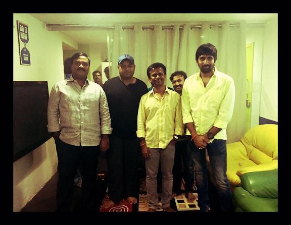 SS Thaman Music For Sai Dharam Tej New Movie