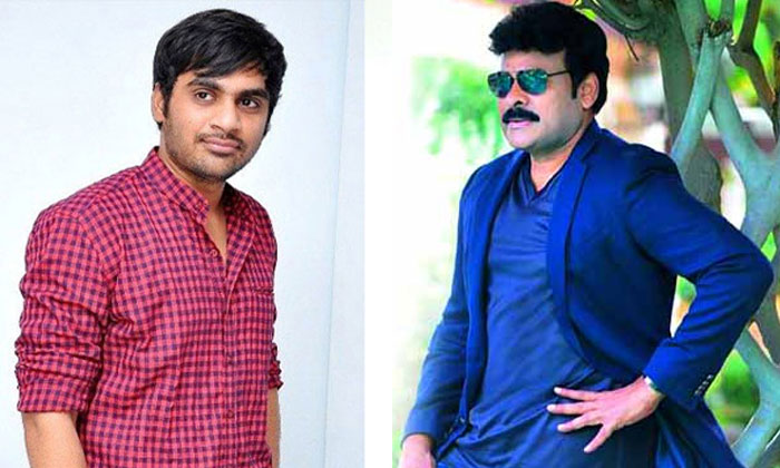 Sujeeth to Direct Chiranjeevi