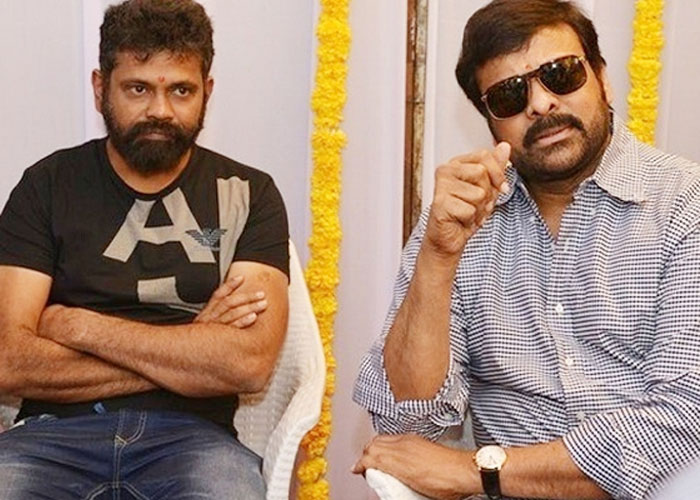 Sukumar to Direct Chiranjeevi!