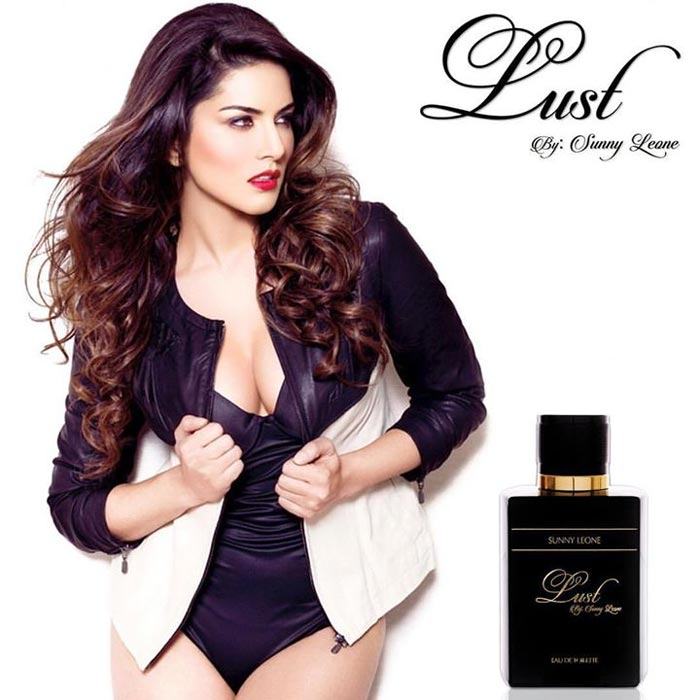 Sunny Leone Hot Poster For Lust