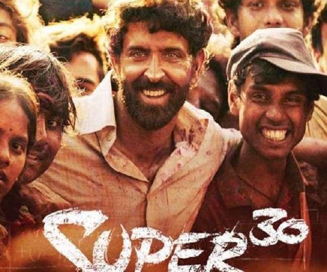 Super 30 an Inspirational Movie